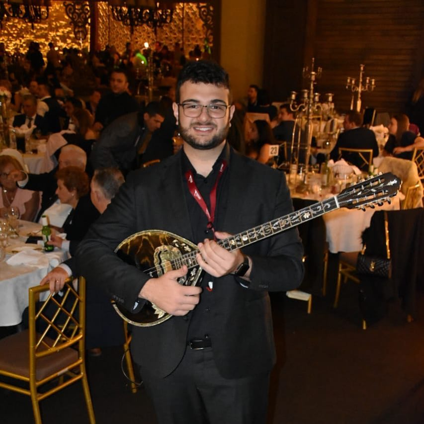 Musicians - Bouzouki Player & Greek Weddings - Sydney